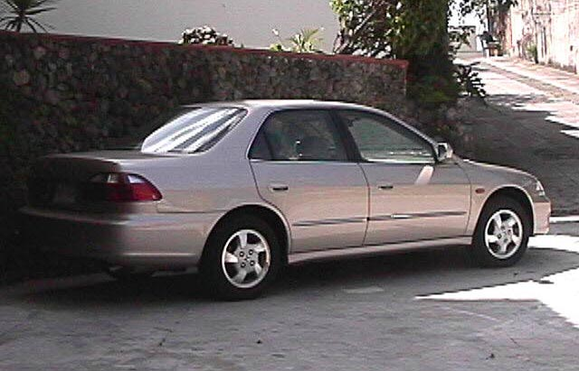 Honda Accord EX-R
