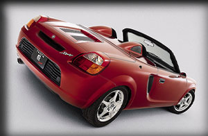 Toyota MR-Spyder